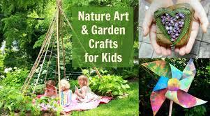Gardening Craft Ideas Garden Crafts For Kid Garden Craft Ideas For 11 Colorful Kid