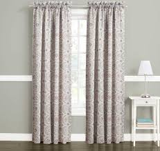 Sears Curtains On Sale by Sears Curtains For Living Room With Grey Wall Ideas Home