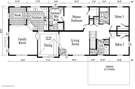 Houses With 2 Master Bedrooms Single Story House Designs Unique Small Plans Cottage Ranch With 2