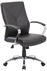 Leather Office Armchair Leather Office Chairs Shop The Best Executive Desk Chairs