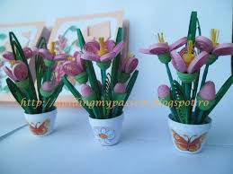 Miniature Flower Vases 56 Best Quiling Basket With Flowers 3d Images On Pinterest