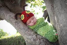 Baby Caterpillar Halloween Costume Cocoon Inspired Hungry Caterpillar Crochet Pattern