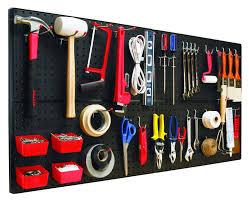 simple tool wall storage tool storage galleries wenxing