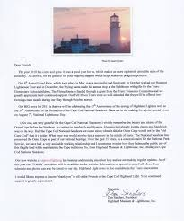 presidents letter u2013 cape cod highland lighthouse museum attraction