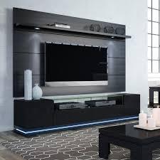 tv panel design manhattan comfort vanderbilt tv stand and cabrini 2 2 floating wall