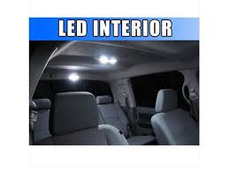 chevy trailblazer advanced led bulb interior map dome lights 12pc
