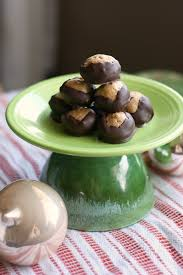 healthier buckeyes gluten free and vegan the pretty bee