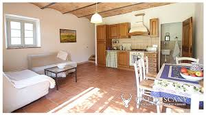 1 bedroom apartment with swimming pool for sale in volterra