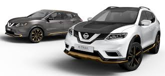 nissan x trail qashqai concepts to debut at geneva