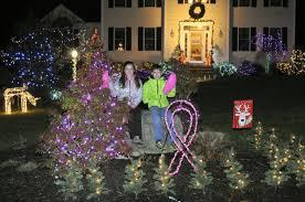 norton neighbors raise 1 200 for komen foundation with christmas