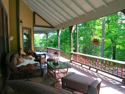 Wraparound Porch by The Great Northern Catskills Of Greene County Ny