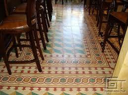 Granada Kitchen And Floor - restaurant tile photos cement and concrete restaurant