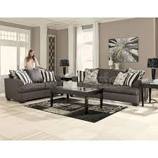 livingroom sets levon charcoal living room set furniture pretty but i