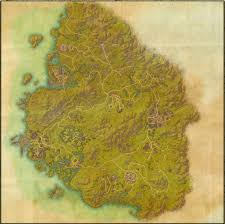 Bal Foyen Treasure Map Maps Of The Elder Scrolls Online Exploring The Elder Scrolls