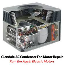 ac fan motor gets ac condenser fan motor repair glendale peoria air conditioner fan