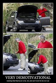 Broken Car Meme - macgyver now funny pictures quotes pics photos images