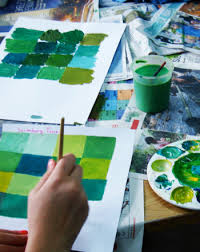 mix monochromatic colors activity education com