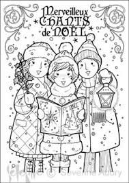 creative haven fashioned christmas coloring book 5