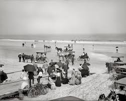 daytona beach florida circa 1904