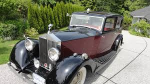 roll royce wedding a stylish arrival vintage wedding car rental vancouver