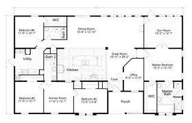 floor plans for home best 25 mobile home floor plans ideas on modular home