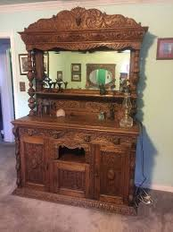 Mirror Over Buffet by Estate Tag Sale Inside Private Home In Arlington Tx Starts On 10