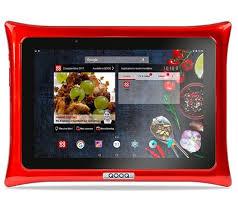 tablette de cuisine qooq qooq la nouvelle version de la tablette culinaire