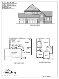 house cheap two story house plans
