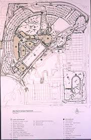 Beaverton Oregon Map by Asla Nike World Headquarters North Expansion