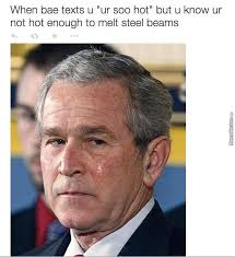 Funny Cing Meme - funny crying george bush face picture