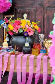 Halloween Party Ideas Kara U0027s Party Ideas Day Of The Dead Halloween Party Throwback