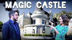 inside a private club for magicians la u0027s magic castle eating