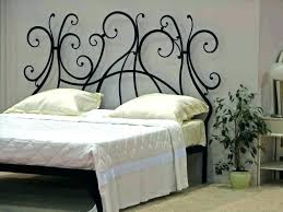the popular white metal bed frame u2014 partycat decor