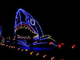 va beach christmas lights boardwalk christmas lights beside the schooner picture of schooner
