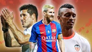la liga table 2016 17 top scorer ten things to watch in la liga 2016 17 messi v ronaldo saoli s