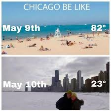 Chicago Memes - 28 things you re only afraid of if you live in chicago
