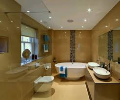 Beige Bathroom Ideas Opulent Bath Interior With Artsy Wall Design And Luxury Bathroom