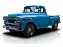 Classic Chevrolet Lifted Trucks - 1959 to 1961 chevrolet apache for sale on classiccars com 16