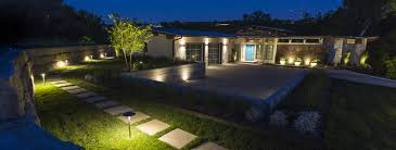 landscape lighting design and installation austin area