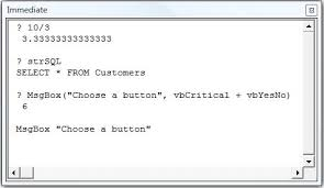 error handling and debugging tips for access 2007 vb and vba