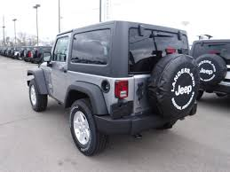 Jeep Rubicon Mpg 2017 New Jeep Wrangler 17 Jeep Wrangler 2dr 4wd At Landers Serving
