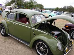 green volkswagen beetle pimento momento 0104 texas vw classic