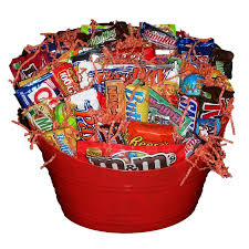 candy gift baskets ultimate snackers candy gift basket walmart