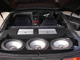 show me your custom speaker boxes nissan forum nissan forums
