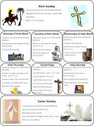 homeschool is where the heart is holy week printables u0026 links