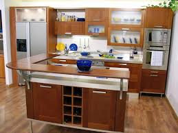 kitchen small design with breakfast bar rustic storage eclectic small kitchen design with breakfast bar
