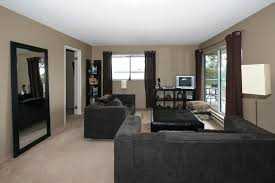 what wall color goes with dark brown carpet carpet nrtradiant