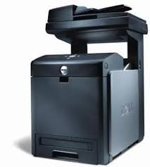 dell mfp 3115cn multi function all in one color laser printer