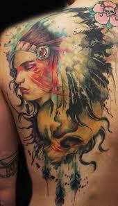 27 unique native american tattoo designs