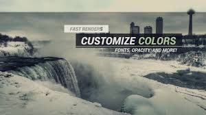 passet contemporary slideshow after effects template